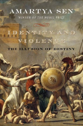 Identity and Violence: The Illusion of Destiny 9780393060072