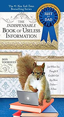 The Indispensable Book of Useless Information 9780399537110