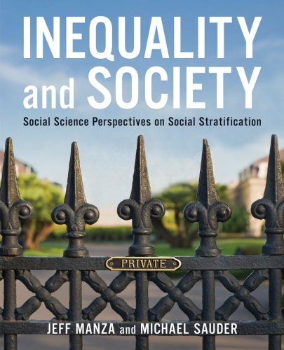 Inequality and Society: Social Science Perspectives on Social Stratification 9780393977257