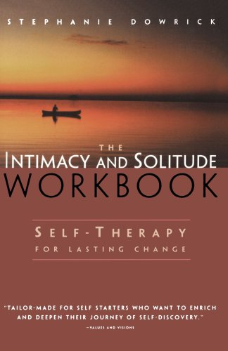 Intimacy and Solitude Workbook 9780393313642