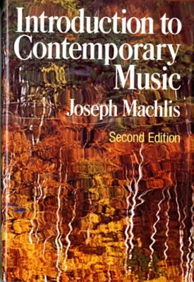 Introduction to Contemporary Music 9780393090260