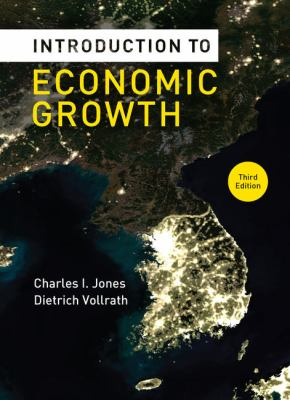 Introduction to Economic Growth 9780393919172