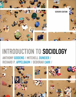 Introduction to Sociology 9780393932324