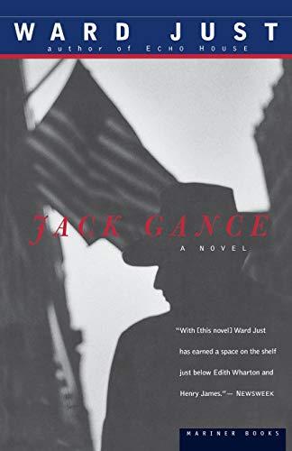 Jack Gance 9780395856024