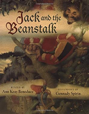 Jack and the Beanstalk 9780399231186