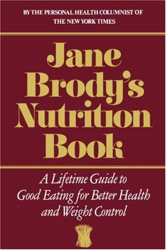 Jane Brody's Nutrition Book 9780393014297