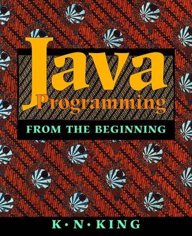 Java Programming 9780393974379