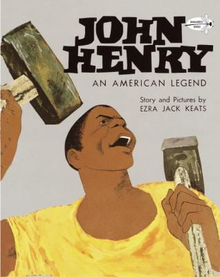 John Henry: An American Legend 9780394890524