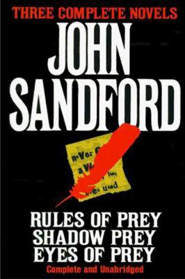 John Sandford: Three Complete Novels 9780399140075