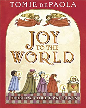 Joy to the World: Tomie's Christmas Stories 9780399255366