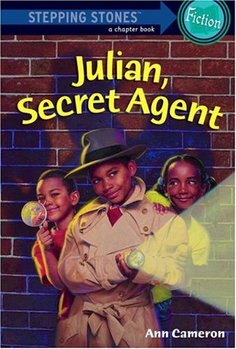 Julian, Secret Agent by Ann Cameron, Diane W. Allison