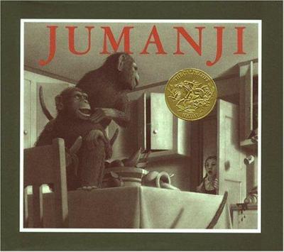 Jumanji 9780395304488