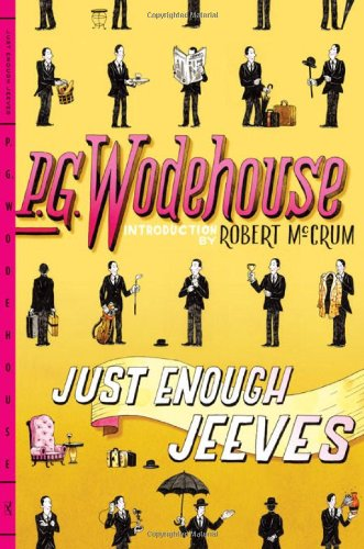 Just Enough Jeeves 9780393339437