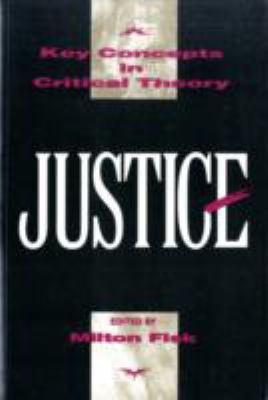Justice 9780391037779