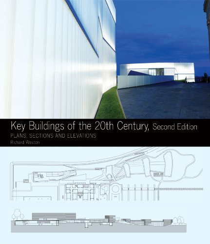 Key Buildings of the 20th Century: Plans, Sections and Elevations [With CDROM] 9780393733112