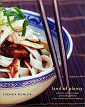 Land of Plenty: A Treasury of Authentic Sichuan Cooking 1195949
