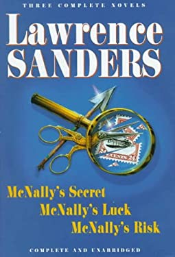 Lawrence Sanders: Three Complete Novels