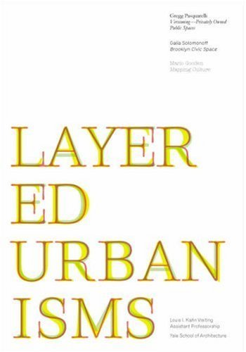 Layered Urbanisms 9780393732504