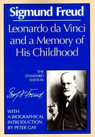 Leonardo Da Vinci and a Memory of His Childhood 9780393001495