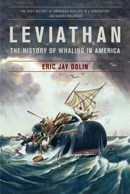 Leviathan: The History of Whaling in America 9780393331578