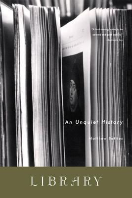 Library: An Unquiet History 9780393325645