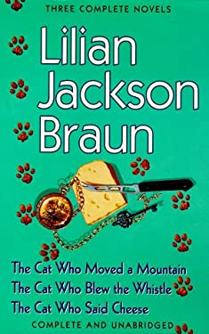 Lilian Jackson Braun: Three Complete Novels 9780399143649
