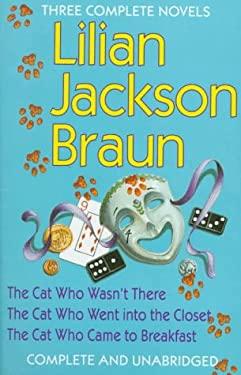 Lilian Jackson Braun: Three Complete Novels 9780399141270