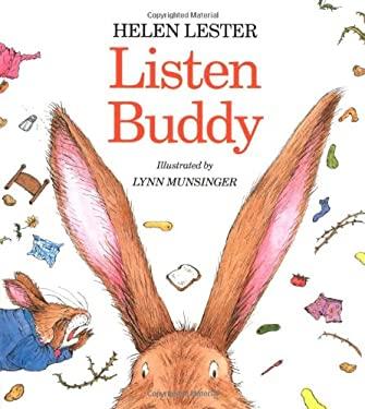 Listen, Buddy 9780395854020
