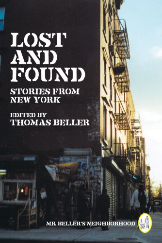 Lost and Found: Stories from New York 9780393331912