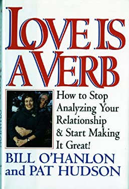 Love Is a Verb: How to Stop Analyzing Your Relationship and Start Making It Great! 9780393037340