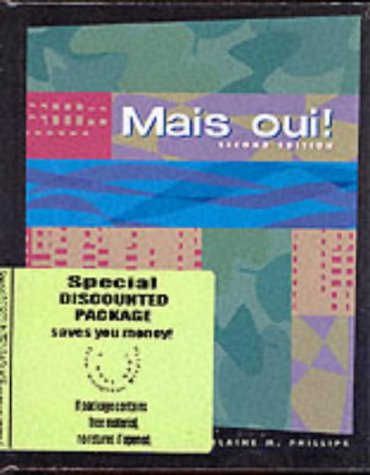 Mais Oui with Student Audio C D Second Edition 9780395956137
