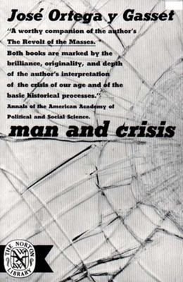 Man and Crisis 9780393001211