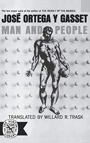 Man and People 9780393001235