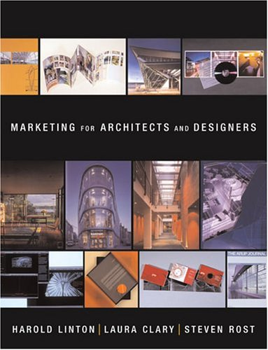 Marketing for Architects and Designers 9780393731002