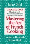 Mastering the Art of French Cooking, Volume 1 9780394721781
