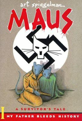 Maus 1: My Father Bleeds History 9780394541556