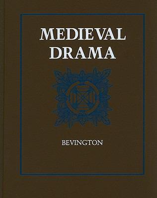 Medieval Drama 9780395139158