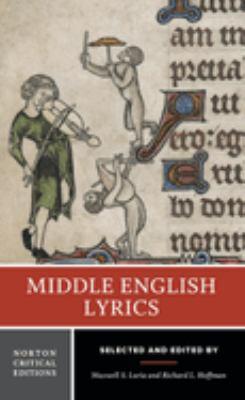Middle English Lyrics 9780393093384