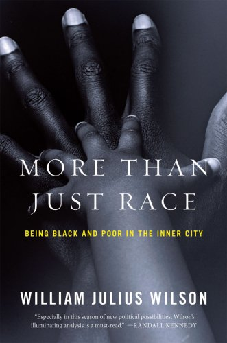 More Than Just Race: Being Black and Poor in the Inner City 9780393337631