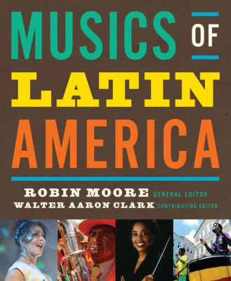 Musics of Latin America 9780393929652