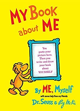 My Book about Me: By Me, Myself 9780394800936