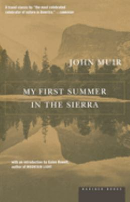 My First Summer in the Sierra 9780395353516