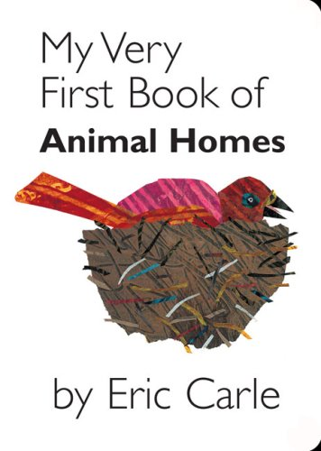 My Very First Book of Animal Homes 9780399246470