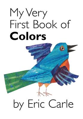 My Very First Book of Colors 9780399243868