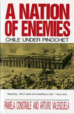 Nation of Enemies: Chile Under Pinochet 9780393309850