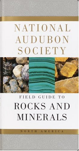 National Audubon Society Field Guide to North American Rocks and Minerals 9780394502694