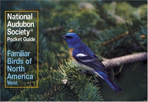 National Audubon Society Pocket Guide to Familiar Birds: Western Region: Western 9780394748429