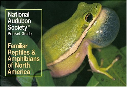National Audubon Society Pocket Guide to Familiar Reptiles and Amphibians 9780394757933