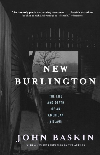 New Burlington: The Life and Death of an American Village 9780393320206