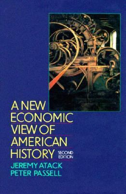 New Economic View of American History 9780393036220